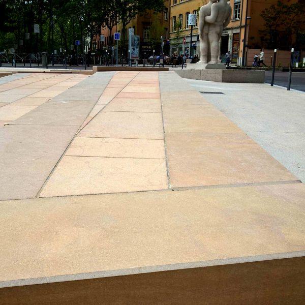 Place des tapis lyon defilippis - Lyon tapis vert ...